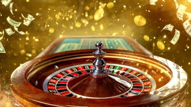 Real money casino game roulette